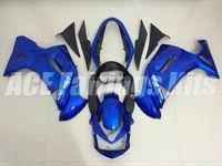 Wholesale New ABS motorcycle Fairing Kits Fit For kawasaki Ninja650R ER6F er f r Bodywork set nice color blue