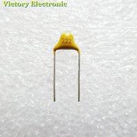Wholesale Multilayer ceramic capacitor V nF M P mm