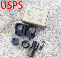 adapter for sale - Hot Sale AR Folding Stock Adapter For M16 M4 SR25 Series GBB AEG For Scope