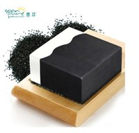 bamboo facial - Bamboo Charcoal Facial Soap Cleanser Oil Control Blackhead Removal Acne Treatment Exfoliator Whitening Face Soap Skin Care g