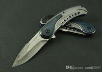 abs tool box - hot sale pocket knife GTC folding folding knife cr13MOV blade HRC hardness aluminum ABS handle EDC tools original box