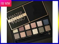 Wholesale Newest Mario eyeshadow Palette Makeup Eye Shadow color eyehadow palette make up beauty