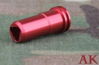 Wholesale Aluminum And CNC Machining O ring prevent air leaking Air Seal AK Nozzle for Airsoft AK AEG