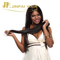 Wholesale 3pcs Peruvian Virgin Hair Human Hair Weave Body Wave Brazilian Remy Human bundles jphair