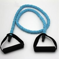 Wholesale One word Rally multi functional Rally elastic training rope dynamic rope elastic rope with cloth sets