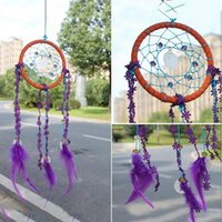 accessories wind chimes - Dream Catcher Korea TV drama program Heirs Dreamcatcher home decoration Indian Wind chimes car pendant Household accessories