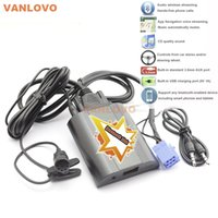 alfa romeo brera - Bluetooth Link Car Kit With Aux in Interface Adapter USB Charger for Alfa Romeo Brera GT Spider MiTo