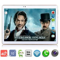 Wholesale 10 inch Tablet PC Octa Cores RAM GB ROM GB MP WIFI G Dual sim card Wcdma GSM Tablets Android