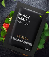 Wholesale The new PILATEN facial minerals head nose blackheads wash face pore cleanser nose black pore DHL for free