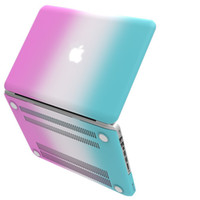 air textures - Rainbow MacBook Pro Rainbow Texture Case with Touch Bar for Macbook Air inch Pro Retina case A1706 A1707 A1708