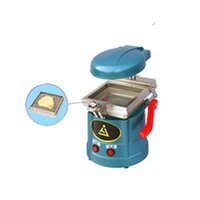 Wholesale Dental lamination machine vacuum forming orthodontic retainer sheet vacuum forming die teeth cleaning machine