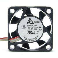 Wholesale Delta mm EFB0412VHA C65 V A Wire cm Cooling Fan