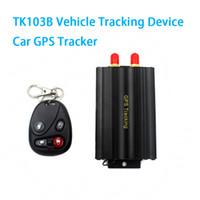 alarm controls locations - Car GPS Tracker TK103B GSM GPRS Tracking System GPS103B Motorcycle Alarm Location Tracker Remote Control Cut Off Oil Power