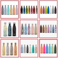 best sports water bottle - Best quality colors oz ml Swell Men s Large Stainless Steel Bottle Vacuum Flask Cup S well Sports bicycle water Bottles