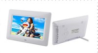 Wholesale 10 pieces per DHL express inch digital picture frame at low cost