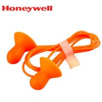 Wholesale Honeywell qd Anti noise earplugs with Line Protective Ear Noise Heatshrinked NRR26DB SNR28DB E5652