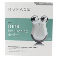 anti aging equipment - Nuface mini facial toning device Facial Anti Aging Skin Treatment Device electric roller Multi Functional Beauty Equipment VS Nuface Trinity