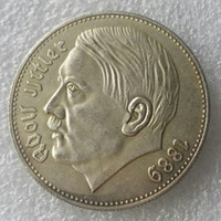 art factories - German Hitler copy coins Promotion Cheap Factory Price nice home Accessories Silver Coins