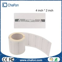 alien rfid - inch uhf epc gen2 rfid tag sticker with Alien H3 chip for Library Management