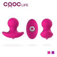 Wholesale CRDC HOT Mini Anal Plug Vibrator Single Speeds Butt Plug Adult Sex Toys For Men And Women Waterproof Anal Toys Vibrating