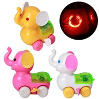 battery developments - On a light chain development puzzle without battery cute elephant elephant light