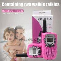 Wholesale Fedex DHL Free Wireles toy Walkie talkie Multi Channels Interphone Radio Intercom KM Car Auto Radio Wireless Travel Walkie Talkie Z660 B
