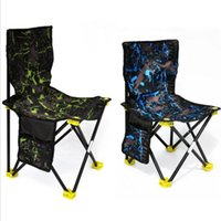 Wholesale Portable Lightweight Foldable Cloth Outdoor Chair Fishing Chair For Paint From Life