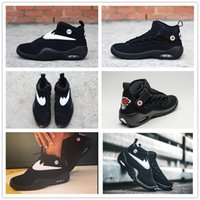 Hight Cut black shakes - 2017 Top quality Airs Shake Ndestrukt Rodman Retro Basketball Shoes for Fashion Dennis Signature Casual Sports Sneakers US