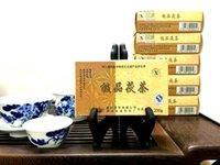 Wholesale Hunan Yiyang tea factory Anhua authentic black brick tea G Xiang Yi Fu tea tea gourmet Jinhua Fuzhuan Tea