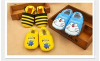 bee print fabric - Doraemon little bee baby kids First Walker Shoes Infants Toddler Children Warm Winter PU tassel and Bow Shoes Fit M