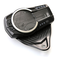 Wholesale SpeedoMeter Gauge Tach Clock Cluster Cover For Suzuki GSXR750 GSX R K11