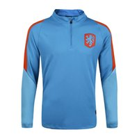 Wholesale Top Thai quality Holland sports shirt Jersey tracksuit Football Shirt Training Suit Jacket mix order