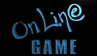 animal games online - LS1735 b Online Game Cafe Center Internet Lure Light Sign jpg