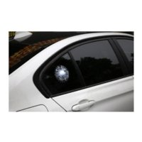 Voiture de style White Golf Hits Car Window Autocollant Vinyl Moto Wraps Autocollants et autocollants de voiture drôle Automobiles Accessoires