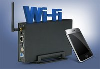 Wholesale case hd inch usb to for sata hdd ssd up to TB With Wireless Wifi Router external hdd case