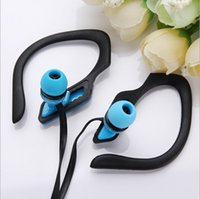 Cheap Manufacturer of headphones wholesale running low hanging ear in-ear heavy tapes wheat line control cell phone headset