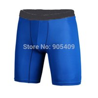 Wholesale S XXL Men s Quick Dry Shorts Tight Shorts Compression Shorts