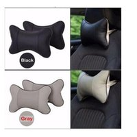 Wholesale Quality Car Seats Cushions Without Stuffing black beige gray brown Seats Neck Pillows Covers OEM Is Welcome