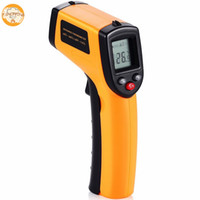 Wholesale Non Contact IR Infrared Digital Temperature Gun Thermometer Laser Point GM320 Digital IR Infrared Thermometer