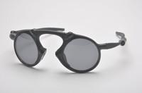 achat en gros de soleil de sport google-Les lunettes de soleil de MAD HOMME de style de style classique Lunettes de soleil de concepteur de verre de soleil de sport d'extérieur Les verres de Google mélangent la couleur!