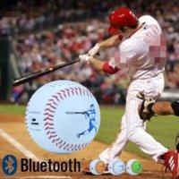 Bluetoot Président Baseball sans fil audio vidéo audio Player 600mAh TF carte USB ligne dans Roly Poly Téléphone home cinéma Mini