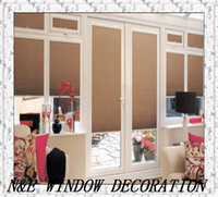 Wholesale customized size high quality livingroom office window honeycomb blinds blackout roller blinds