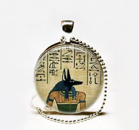 anubis egyptian - Hot Anubis pendant necklace Egyptian Lord of the Underworld Egyptian jewelry Anubis jewelry goth jewelry