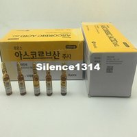 2ML*50PCS beauty salon packages - Authentic HUONS Korea VC whitening pale spot essence type above Acne printed anti wrinkle anti aging beauty salon dedicated packages