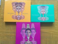 venda por atacado 12 color eyeshadow palette-Novo 12 Cor Moda Mulheres Juvia Place Masquerade Mini Nubian 2 Yellow Eye Shadow Palette Maquiagem Too Matter Natural Glitter EYESHADOW