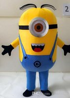 Wholesale A variety of styles Despicable me minion mascot costume for adults despicable me mascot costume
