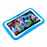 app usb cable - Best Quality DHL Free Inch Android5 Kids Children Education Tablets PC GB WiF Quad Core MID HD Dual Camera Game App AR2