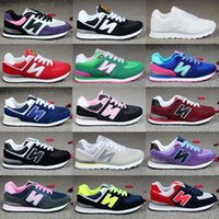 Wholesale Hot sell New Spring Autumn Unisex Zapatos Casual Balanced men women Dropship Fashion shoes Outdoor Lightweight Walking Shoes Size