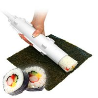 Wholesale New Sushi Bazooka Kitchen Appliance Gourmet Cooking Shape Tube Easy Food Maker