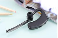 Universal Noise Cancelling Wireless Bluetooth Headset V8 Voyager Legend Wireless V4.0 Business Stereo Headphone Earphones With Mic Ear-hook Handfree for iPhone 7 Smart Phones